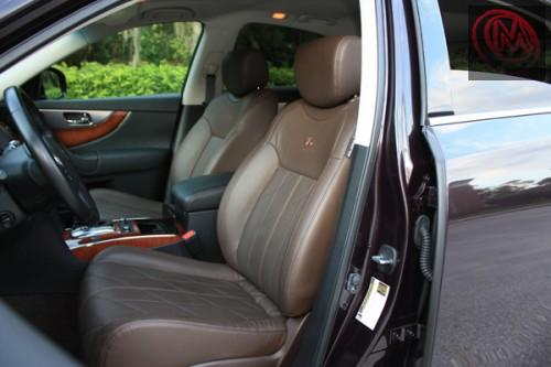 2012 Infiniti FX35 Limited Edition 4D Sport Utility