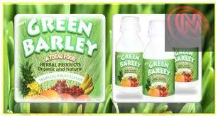 Green Barley (100 % Natural Aid for Sickness & Illnesses)